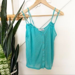 Daydreamer LA by Urban Outfitters light blue doubl